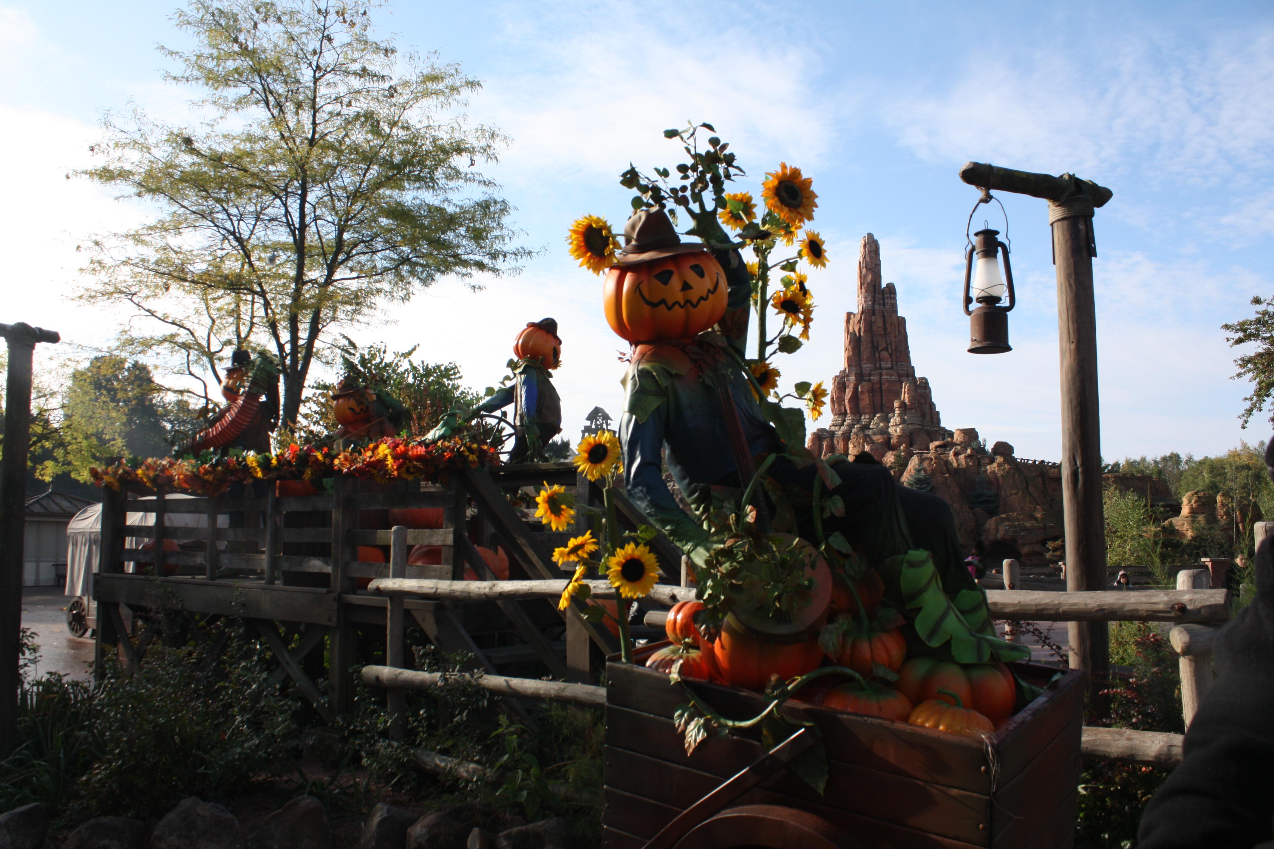 [Halloween] Boooh To You Day At Disneyland Paris